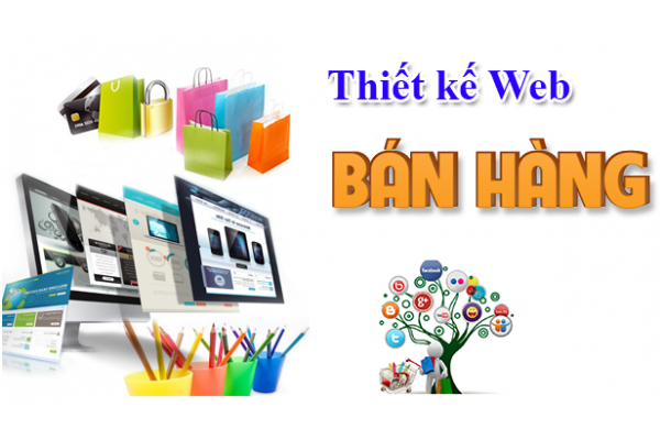 thiet ke website ban hang